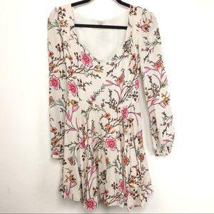 Encore Floral Print Dress